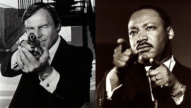 The yellow gold Rolex Day-Date has other notable owners including beloved Civil Rights leader, Dr. Martin Luther King.