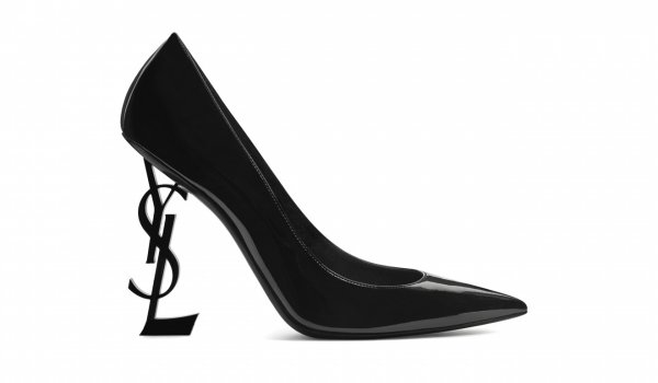 Anthony Vaccarello's labours: YSL Opyum Shoe. One of the most popular women's pumps in 2016