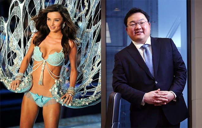 Kerr dated scandal ridden Malaysian businessman Jho Low for a year in 2014 where he gifted Kerr with lavish gifts.
