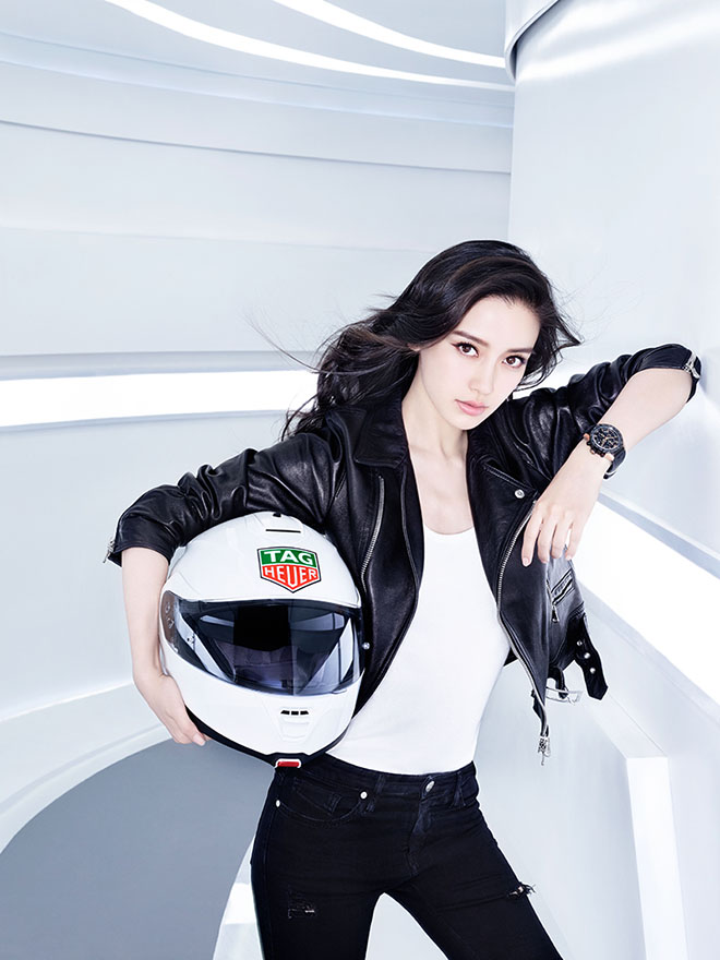 It is testament to her #DontCrackUnderPressure credentials that despite starring in box-office failure Independence Day: Resurgence in 2016, Angelababy's credibility remains unscathed, where she was listed as one of Forbes' inaugural 30 under 30
