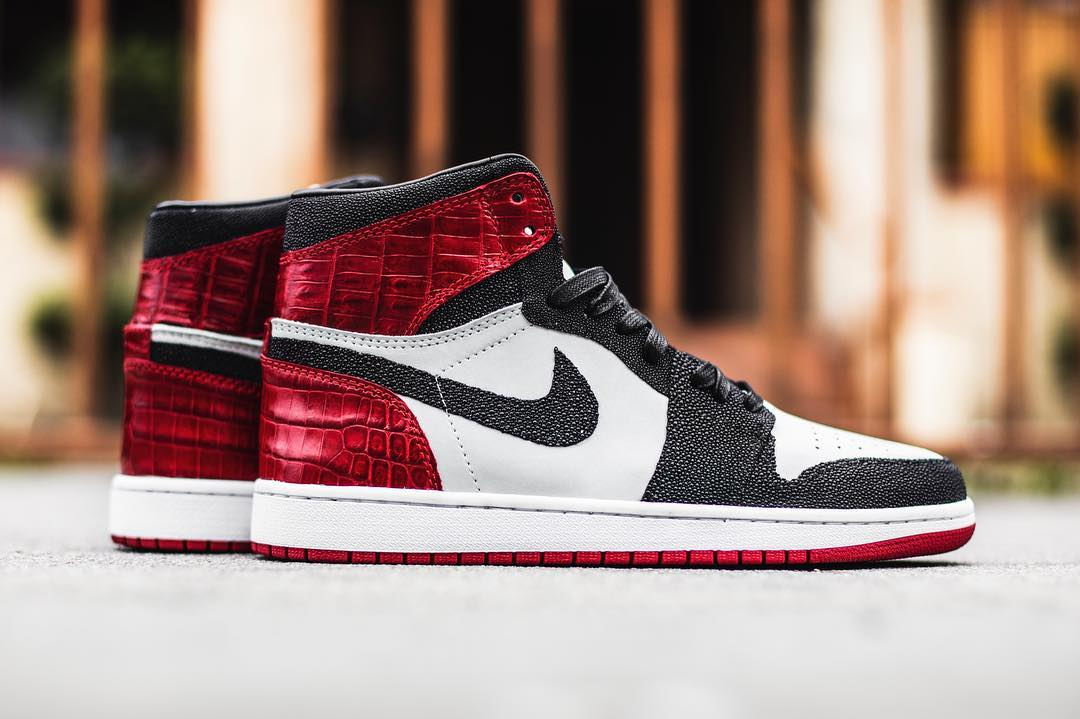 Shop the Bespoke Nike Jordan 1s or commission your own luxury bespoke  sneakers here. a87384e0460