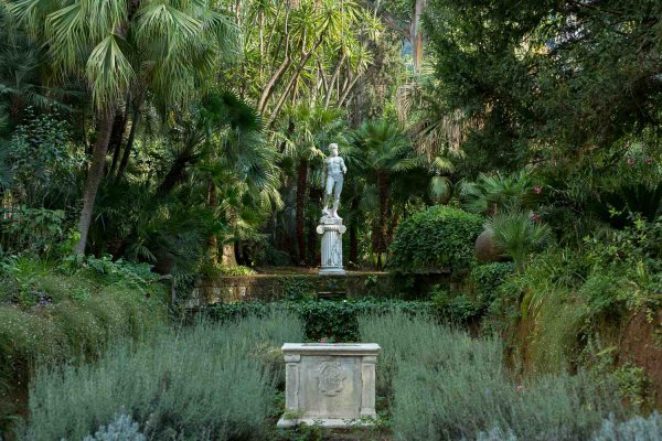 The grounds of the Villa Astor Sorrento were expanded to develop the lush botanical gardens, rated to be among the top 10 in Italy.