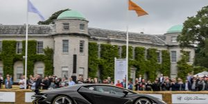 Lamborghini Centenario makes a stunning debut at Goodwood Festival of Speed 2017