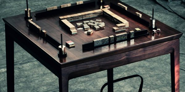 Shang Xia mahjong table