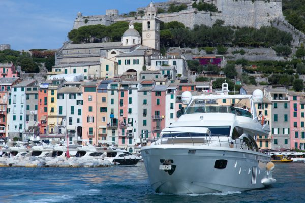 Held on the weekend of July 7, 8 and 9 in the magnificent setting provided by Porto Venere near La Spezia, this was the third event organised by V Marine to showcase Azimut Yachts.