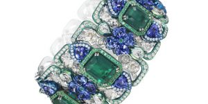 New High Jewellery collections 2017: Chopard unveils new Silk Road Collection