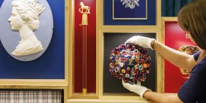 """Exhibitions in Britain: """"Royal Gifts"""" to Queen Elizabeth II at Buckingham Palace, London"""