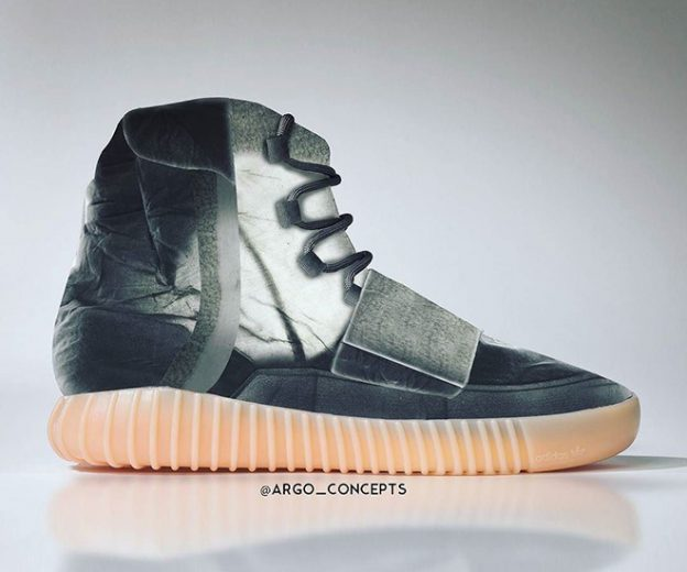 663da2e6f465 Sneaker Art  Introducing Argo Concepts Translucent YEEZY Boost 350 V2 and  Best Designer Sneakers Mid 2017 Roundup