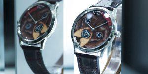 Time, a Hermès object at Hermès Takashimaya from 27 October to 5 November