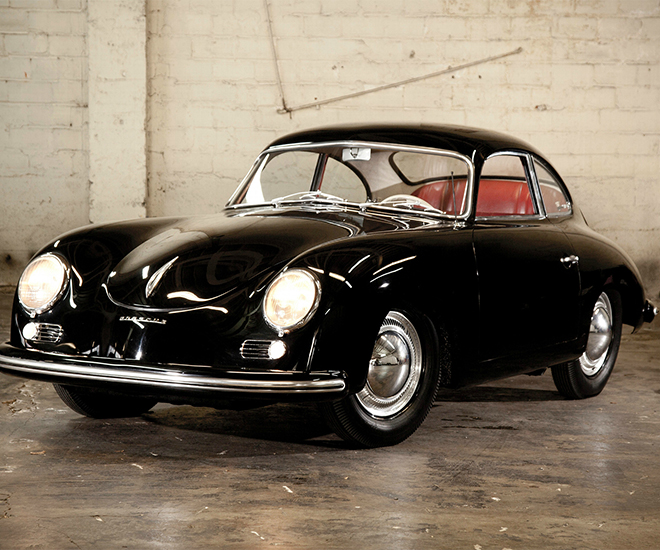 Catch the Porsche 356 coupe on show among the many classic cars at Singapore Rendezvous 2017