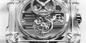 Inner Workings Exposed: Bell & Ross BR-X1 Chronograph Tourbillon Sapphire