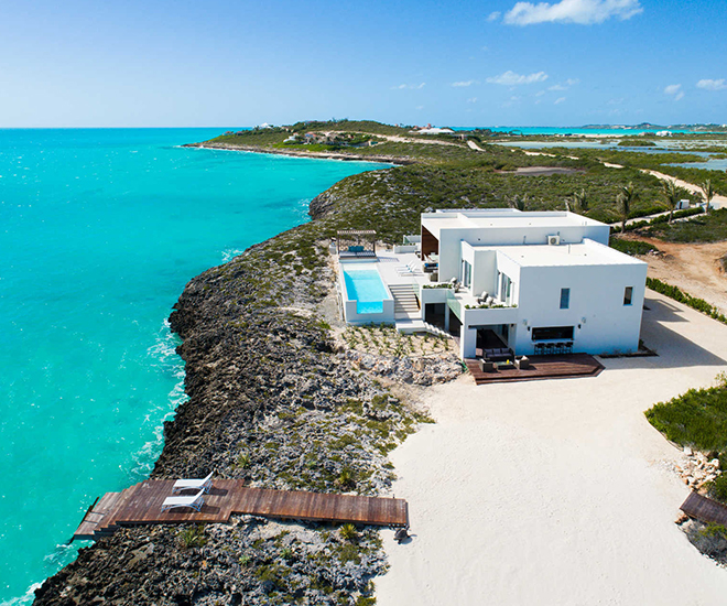 Luxury Waterfront Homes: Luxury Property: 5 Of The Best Island Or Waterfront Homes