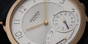 When Time Flies (or Slows): Hermes Slim d'Hermes L'heure impatiente