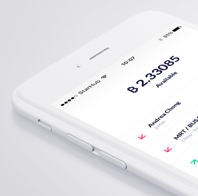 Change Bank is essentially an application or App