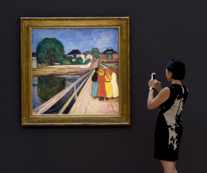 Munch Painting Fetches $54.5 million: Sotheby's