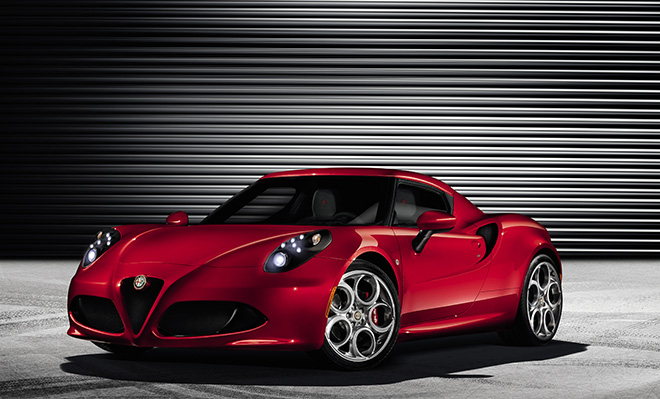 Alfa Romeo 4c Coupe An Automatic Supercar Which Handles Like A True