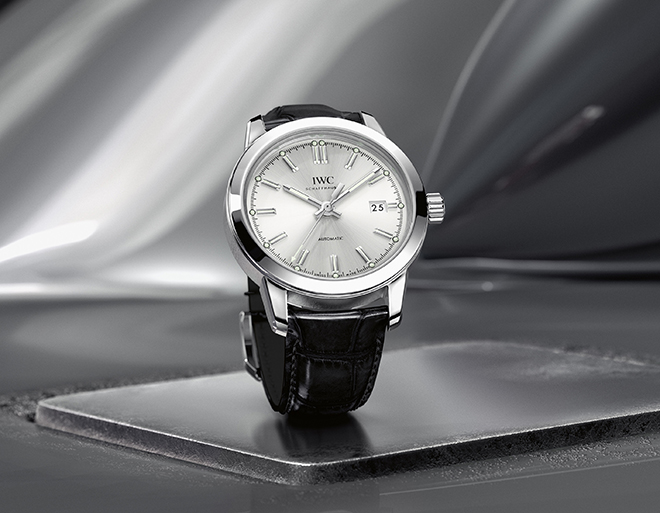 Ingenieur Automatic (Ref. 3570), an elegant watch with three hands and a date