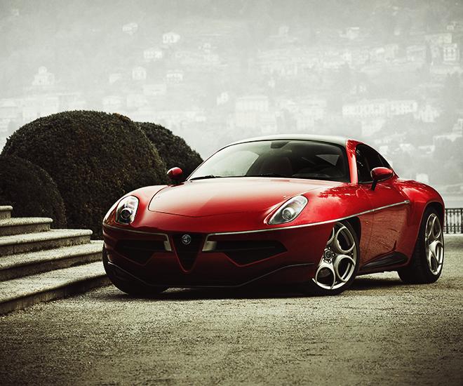Alfa Romeo Disco Volante >> Production Model Alfa Romeo Disco Volante By Carrozzeria