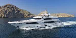 The Seventh Majesty 135 Superyacht Sold to a Repeat Client