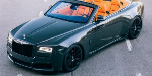 Rolls-Royce: Performance Meets Elegance