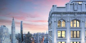 Luxury Penthouse on Fifth Avenue