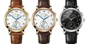 A. Lange & Söhne 1815 Limited Edition Watches