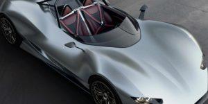 Camal Studio's Aznom SerpaS Sports Car