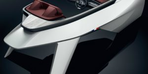 Peugeot x Beneteau presents the Sea Drive Concept