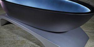 Carbon Fiber Luxury Bathtub