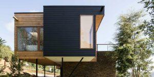 Casa Wulf in Chile