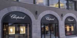 Chopard Opens its new St Moritz Boutique