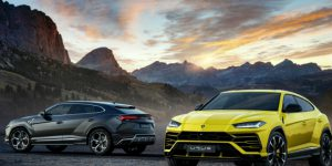 Lamborghini Urus: World's first super SUV