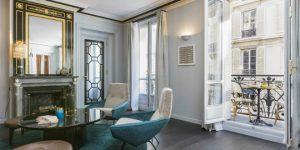 St Germain Apartment on Rue Bonaparte Paris