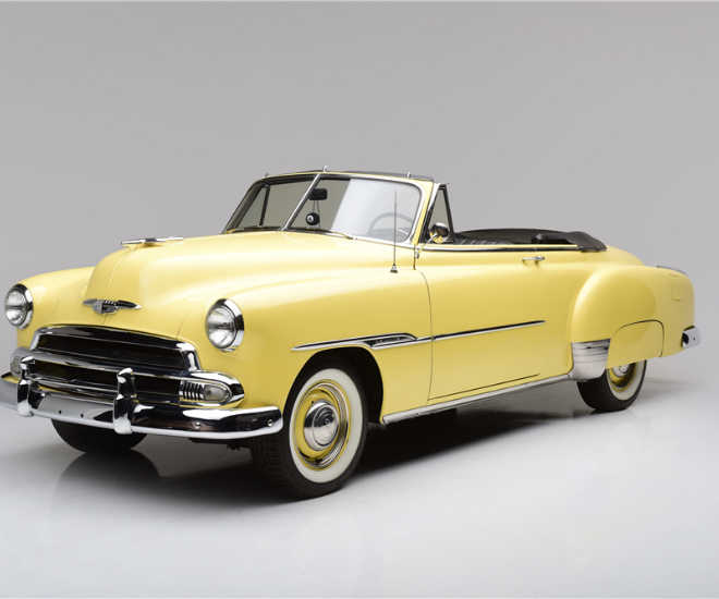 1951 Chevrolet Styleline Convertible Featured In The Hunter