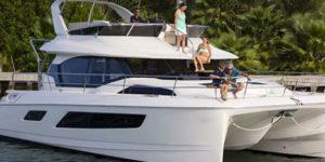 Simpson Marine Represents Aquila Power Catamaran