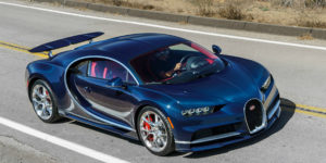 Bugatti Chiron: Breaking New Dimensions