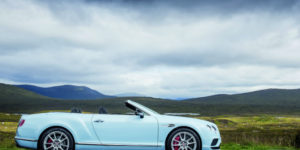 Bentley: Drop That Top