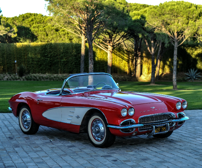 Corvette Roadster De 1961 For Sale