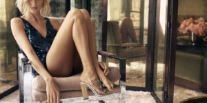 Jimmy Choo Unveils SS18 Advertising Campaign