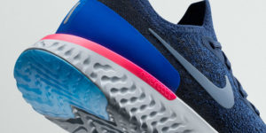 Hautebeast: Nike's Epic React Flyknit Running Shoes Feature 'React' technology