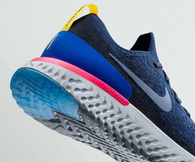 24172fb3df1a Hautebeast  Nike s Epic React Flyknit Running Shoes Feature  React   technology