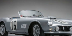 The Priciest Cars Sold at Public Auction in 2017