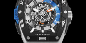 WPHH 2018 Franck Muller Skafander shows Watchland's new Prowess