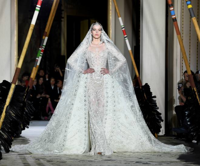 Haute Couture Wedding Dresses: The Hottest Wedding Dresses From The Runway At Haute