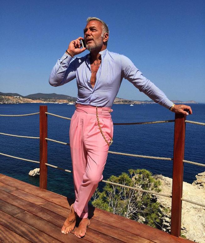 World S Sexiest 50 Year Old Italian Millionaire Gianluca Vacchi