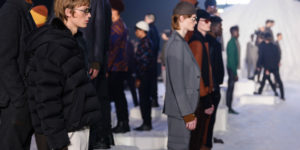 Ermenegildo Zegna Couture Winter 2018 Show