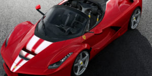 Ferrari considering electric supercar and SUVs the fastest on the market