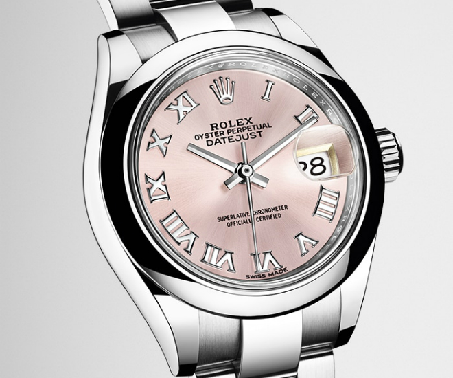 Rolex Oyster Perpetual Lady Datejust 28 Luxuo