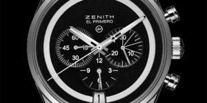 Bamford Watch Department X Fragment Hiroshi Fujiwara Zenith El Primero