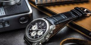 Baselworld 2018: New Breitling Chronograph Navitimer 8